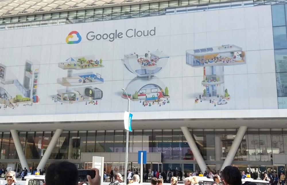 Google Next 2019
