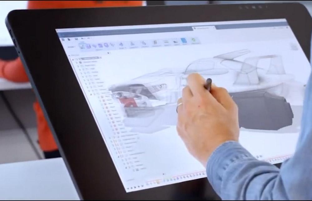 Wacom Teradici NVIDIA Virtualize Creativity