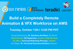 Build a Completely Remote Animation & VFX Workforce